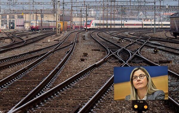 Ferrovia rho Gallarate gadda