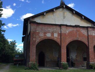 olgiate olona chiesa sant'antonio villa gonzaga