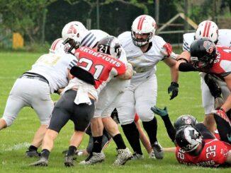 Seconda Divisione CIF9 American Football