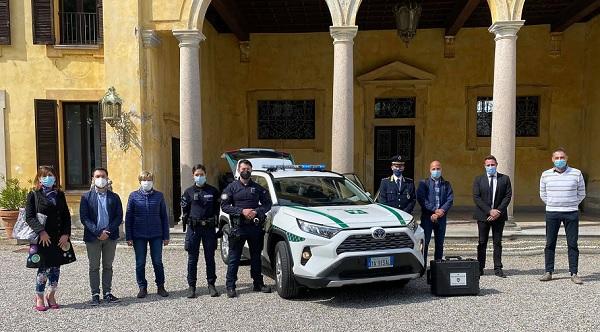 castanoprimo sicurezza polizialocale veicoli