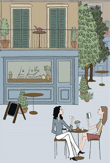 legnano caffè brocante inaugurazione