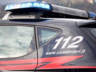 saronno furto arresto carabinieri
