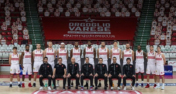 Openjobmetis Varese Campionato Brindisi