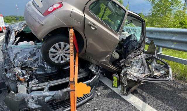 magenta incidente superstrada