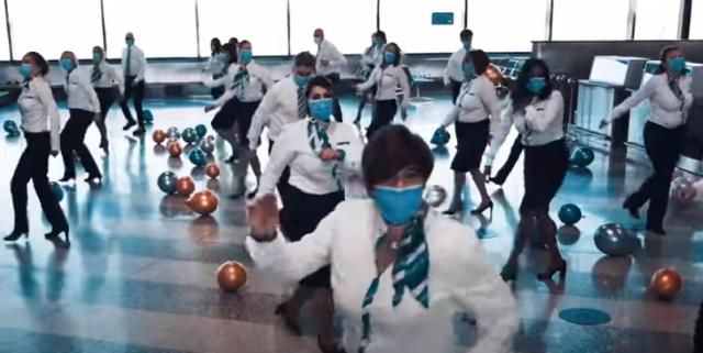 Malpensa Jerusalema Dance Challenge