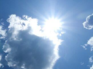 sole nubi ritorno maltempo