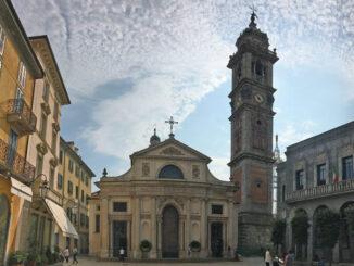 varese basilica san vittore