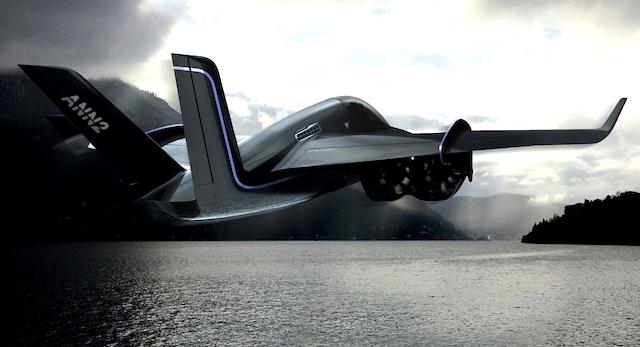 sesto calende manta aircraft