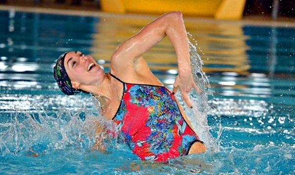 Busto Nuoto Sincro Gemma Galli