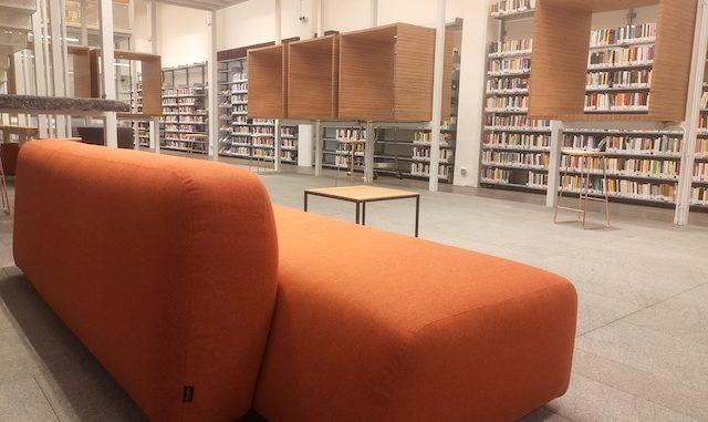 gallarate nuova biblioteca maga
