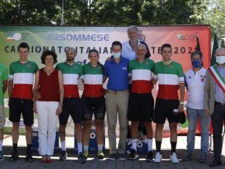 ciclismo campionato italiano master martina biolo
