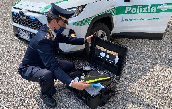 castanoprimo sicurezza polizialocale bilancio