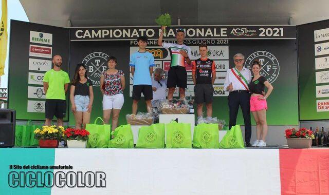 somma ciclismo carmelo foti campione italiano