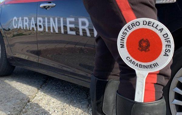 canegrate infortunio vittima carabinieri