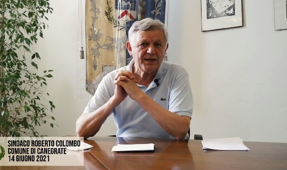 canegrate sindaco colombo ripartenza