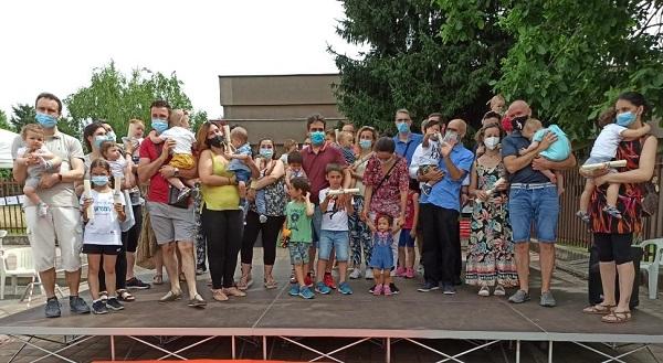 sangiorgiosulegnano festa neonati diciottenni
