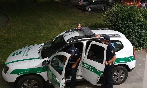 cerromaggiore caduta balcone polizialocale carabinieri