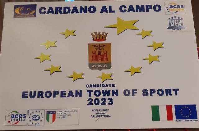 cardano citta europea sport 2023 aces incontro