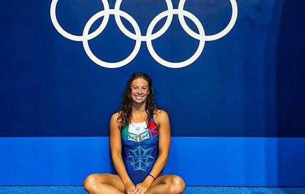 Castiglioni Martinenghi Olimpiadi Nuoto