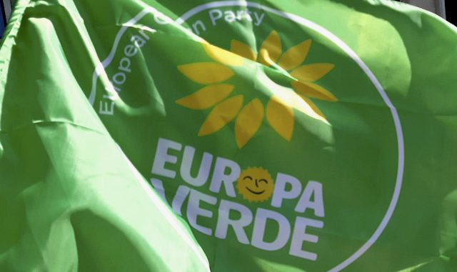 Gallarate elezioni europa verde