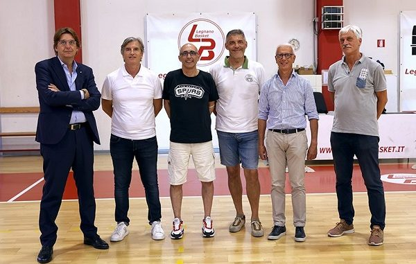 Aba Legnano Sangiorgese Basket Todisco