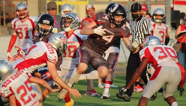 Seconda Divisione Skorpions American Football