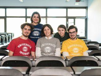 Università dell'Insubria studenti
