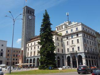 Varese piazza Monte Grappa
