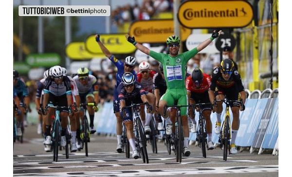 ciclismo tour cavendish