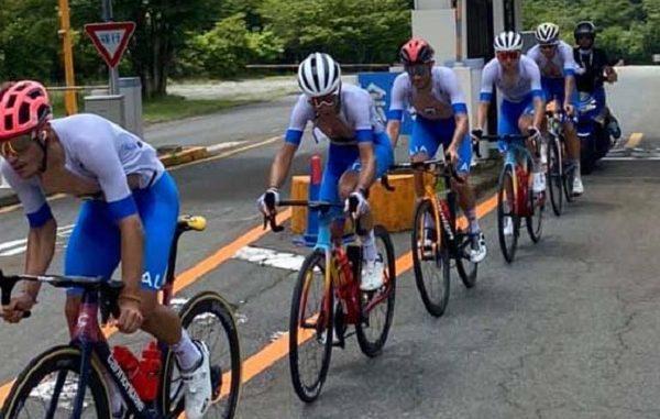 ciclismo olimpiadi cassani