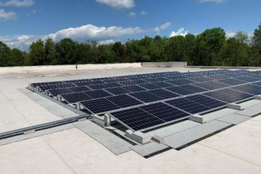 mornago led impianto fotovoltaico palasport