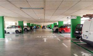 parcheggio Del Ponte
