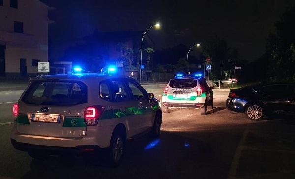 legnano sicurezza controlli polizialocale