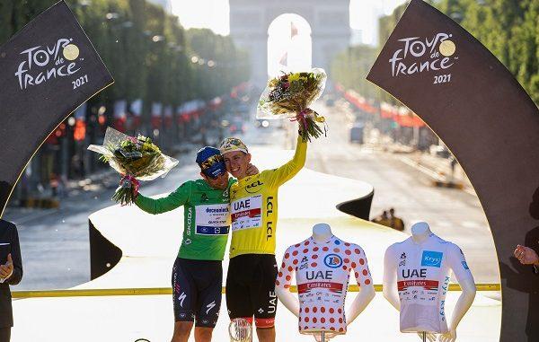 ciclismo tour pogacar