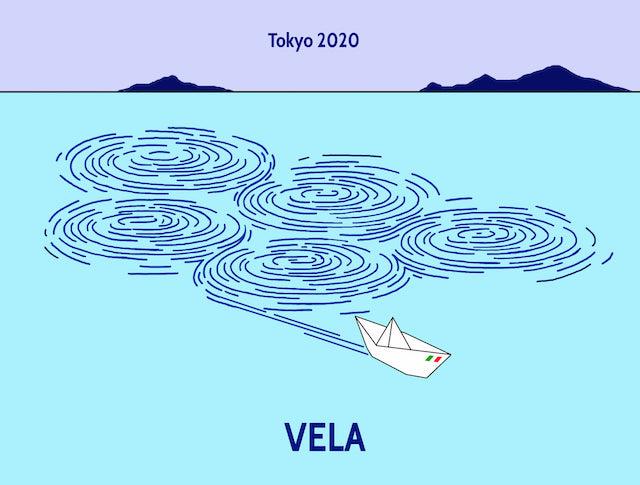 vela olimpiadi italia