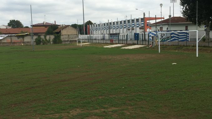 parcheggi stadio Pro Patria
