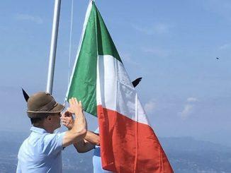 Varese festa della montagna alpini