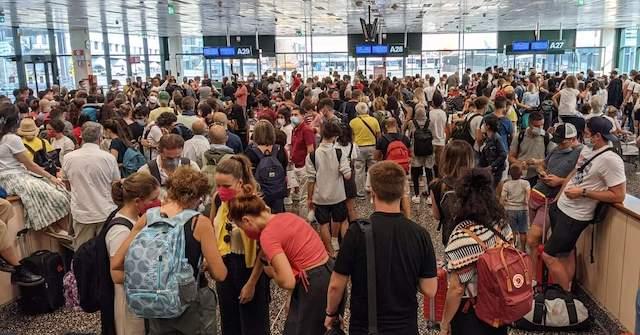 Malpensa turisti stranieri Lombardia