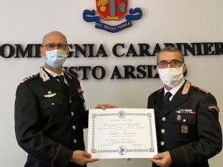 Medaglia Mauriziana Caseri