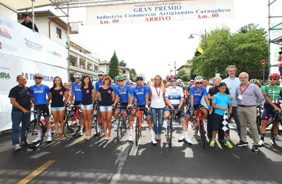ciclismo carnago gran premio