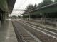 Rescaldina morto travolto treno