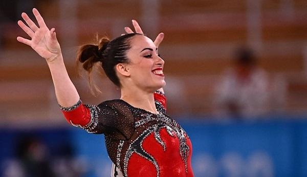 Vanessa Ferrari Olimpiadi Tokyo