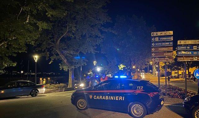 laveno carabinieri pusher carcere