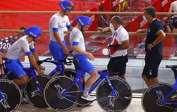 ciclismo olimpiadi pista