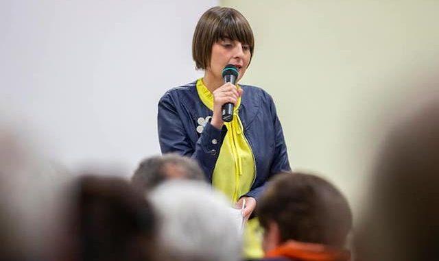 Ispra sindaco Melissa De Santis.