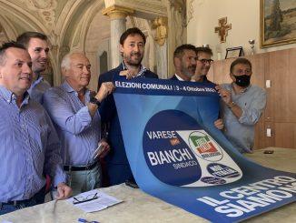 Varese, forza italia