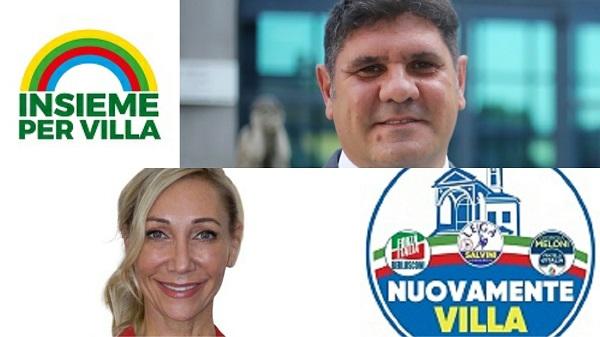 elezioni 2021 villacortese candidati
