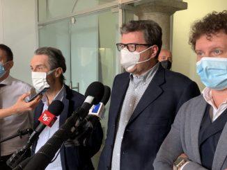Varese stati generali Giorgetti Fontana