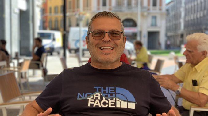Varese Sergio Visentin Forza Italia