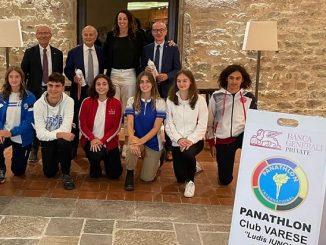 Panathlon Varese Talenti Macchi